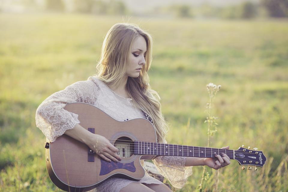 Die am häufigsten verwendeten Instrumente in Countrymusik